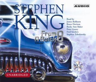 From a Buick 8 by Stephen King 2002, CD, Unabridged