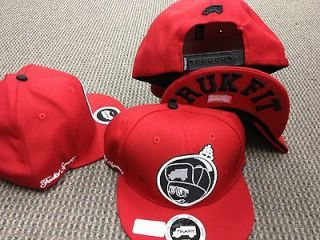 Truk Fit TRUKFIT HAT CAP Adjustable Snap snapback RED Feelin Spacey