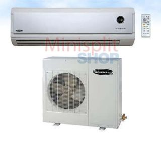 12000 Ductless Mini Split Air Conditioner A/C Heat Pump + Inverter