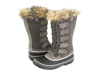 Sorel Women Joan Of Artic Waterproof Snow Winter Boot Shale Grey