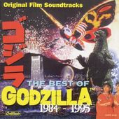 The Best of Godzilla, Vol. 2: 1984 1995 [GNP] (CD, May 2005,
