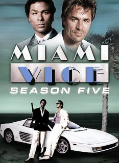 Miami Vice   Season Two, New DVD, Don Johnson, Philip Michael Thomas