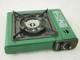new single burner portable camping stove bbq lighter time left