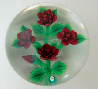 william manson crimson rose bouquet paperw eight 3 5 from