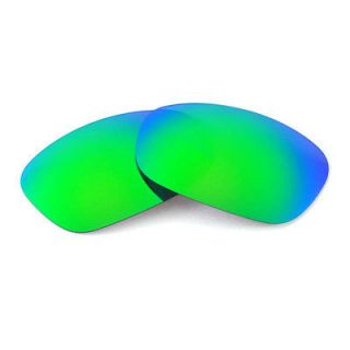 Emeraldine Replacement Lenses For Oakley Split Jacket Sunglasses