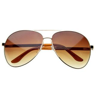 large aviator sunglasses in Clothing,
