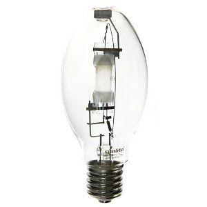 Sunlite MH250/U/MOG 250 Watt Metal Halide ED28 Bulb, Mogul Base, Clear