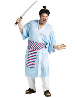 Saturday Night Live Samurai Warrior Futaba Adult Mens Costume