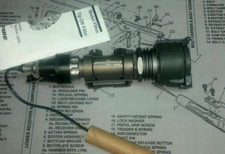 newly listed surefire m951new in bag  35