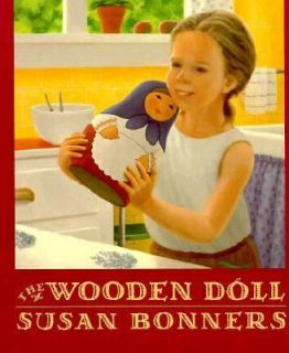 The Wooden Doll by Susan Bonners (1991,