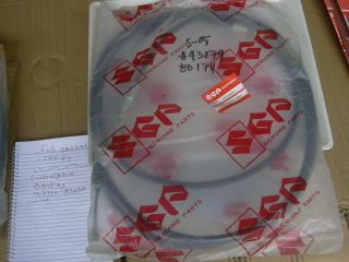 Suzuki Carry F5a f6a dd db japanese mini truck kei clutch cable