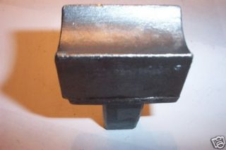 blacksmith bottom swage anvil tool 3 4 hardy time left