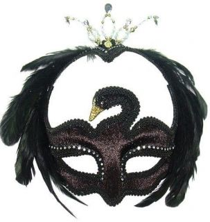 black swan mask in Clothing,