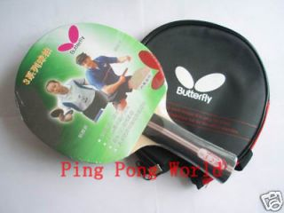 butterfly table tennis racket tbc302 new from china  11 00
