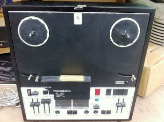 tandberg tape recorder in Reel to Reel Tape Recorders