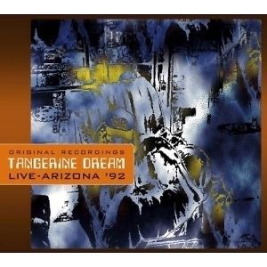 TANGERINE DREAM   LIVE ARIZONA 92 2010 GERMAN 2 CD SET IN DIGIPACK