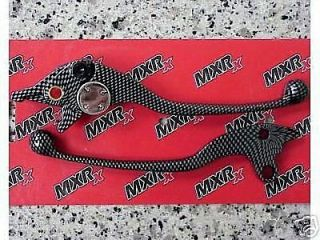 Newly listed Suzuki RF900 Katana GSXR 1100 BANDIT 1200 CARBON LEVERS
