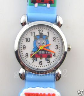 Newly listed THOMAS & FRIENDS THE TANK ENGINE Child Quartz Watch HCT
