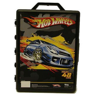 hot wheels 48 car carry case # zts ships free