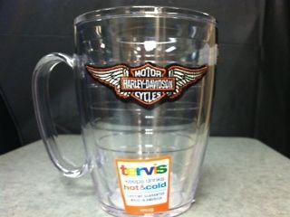 Harley Davidson Bar&Shield Wing Tervis Tumbler Mug. HRLYI15WING
