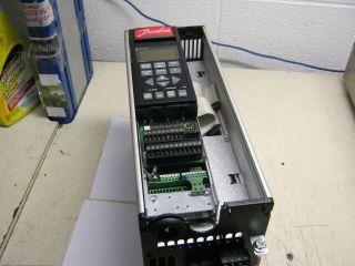Danfoss Variable Speed Drive, # 175B0168, Type VLT 5006, WARRANTY