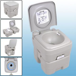 Newly listed Portable Toilet 5 Gallon Boat RV Emergency Camping Travel