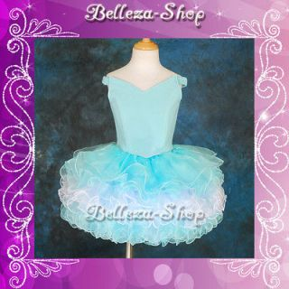 cupcake pageant dress in Kids Clothing, Shoes & Accs