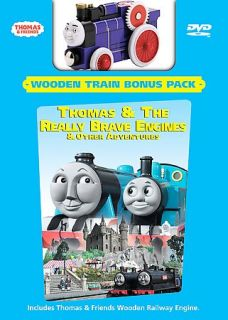 Thomas Friends   Thomas the Really Brave Engines DVD, 2006, Limited
