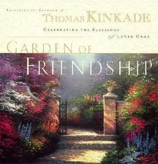 the Blessings of Loved Ones by Thomas Kinkade 2000, Hardcover