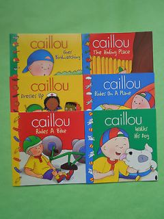 caillou book in Children & Young Adults