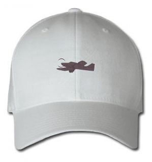 LOW WING AIRPLANE AIRCRAFT SPORTS SPORT EMBROIDERED EMBROIDERY HAT CAP