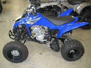 2011 Yamaha Raptor 125 ATV Sport Quad four wheeler motocross trail
