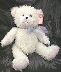 Tiffany Co Silverish Grey Plush Teddy Bear Ganz Canada
