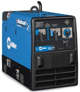 Miller Bobcat 250 Engine Drive Welder / Generator   907500001