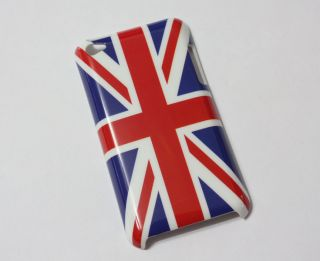 ON SALE) English England Flag Design Hard Cover Case for iPod Touch 4
