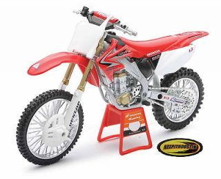 Red Bull Crf450 Honda New Ray Toys Dirt Bike 1:12 Scale Motorcycle
