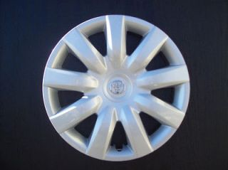 toyota camry hubcap wheel cover 2004 2006 15 61136 perfect condition
