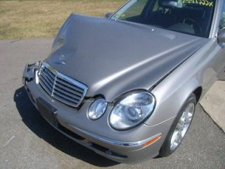 06 07 08 MERCEDES E350 AUTOMATIC TRANSMISSION (Fits 2006 C230)
