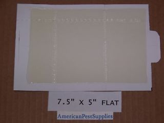 72 mouse traps glueboards sticky glue trap mouse boards time