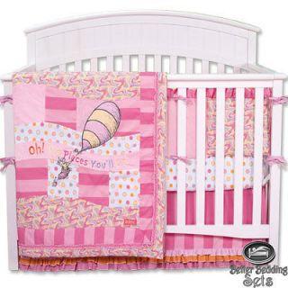 Baby Girl Newborn Pink Dr. Seuss Crib Nursery Blanket Collection Bed