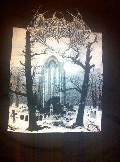 GOREMENT T shirt LARGE Swedish Death metal IMMOLATION AUTOPSY DISMA