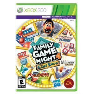NEW★Hasbro Family Game Night 4 The Game Show (Sony Playstation