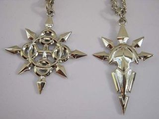 Newly listed Anime Kingdom Hearts II Necklace Set of 2 Cosplay New