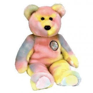 fe1a97c6fa2 ... ty beanie buddy bb birthday bear 14 inch mwmt s 8 89 buy ...