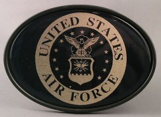 united states air force trailer hitch cover new usaf rv