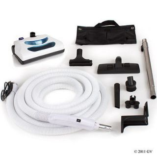 loaded central vacuum kit for beam electrolux hayden time left