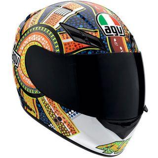 AGV K3 Valentino Rossi Dreamtime Size M Helmet motorcyle motor K 3