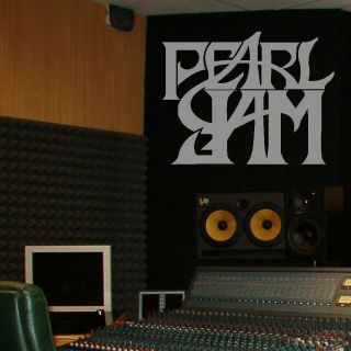 PEARL JAM LARGE KITCHEN BEDROOM WALL MURAL GIANT ART STICKER DECAL
