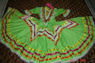 folklorico dresses in Kids Clothing, Shoes & Accs