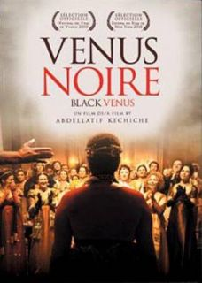 Black Venus DVD, 2011, Canadian